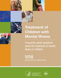 treatment of children mental illness