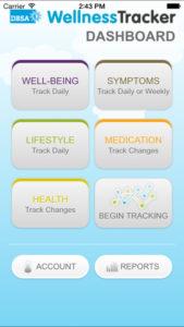 Wellness Tracker screen696x696
