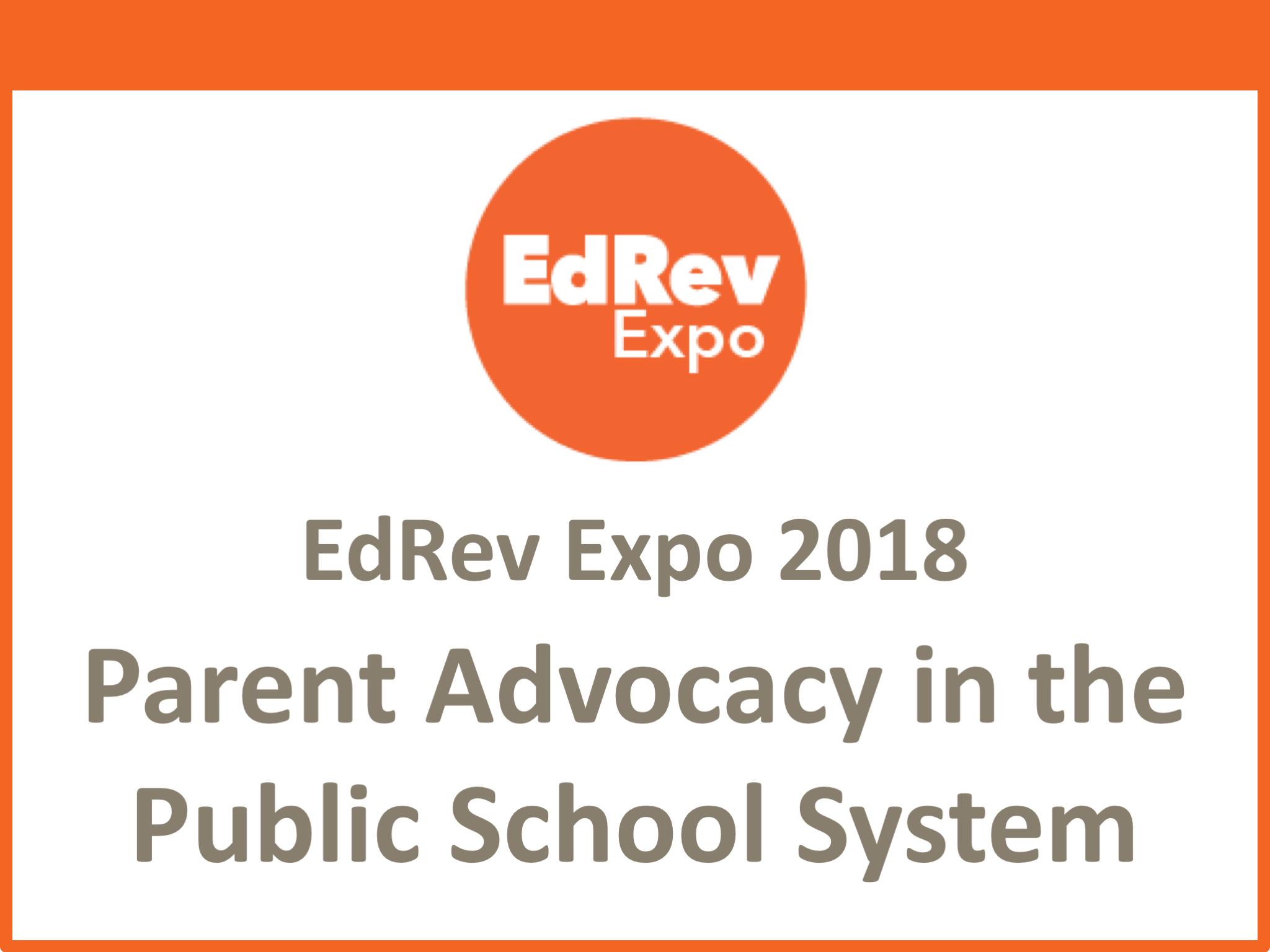 Parent Advocacy Public School System