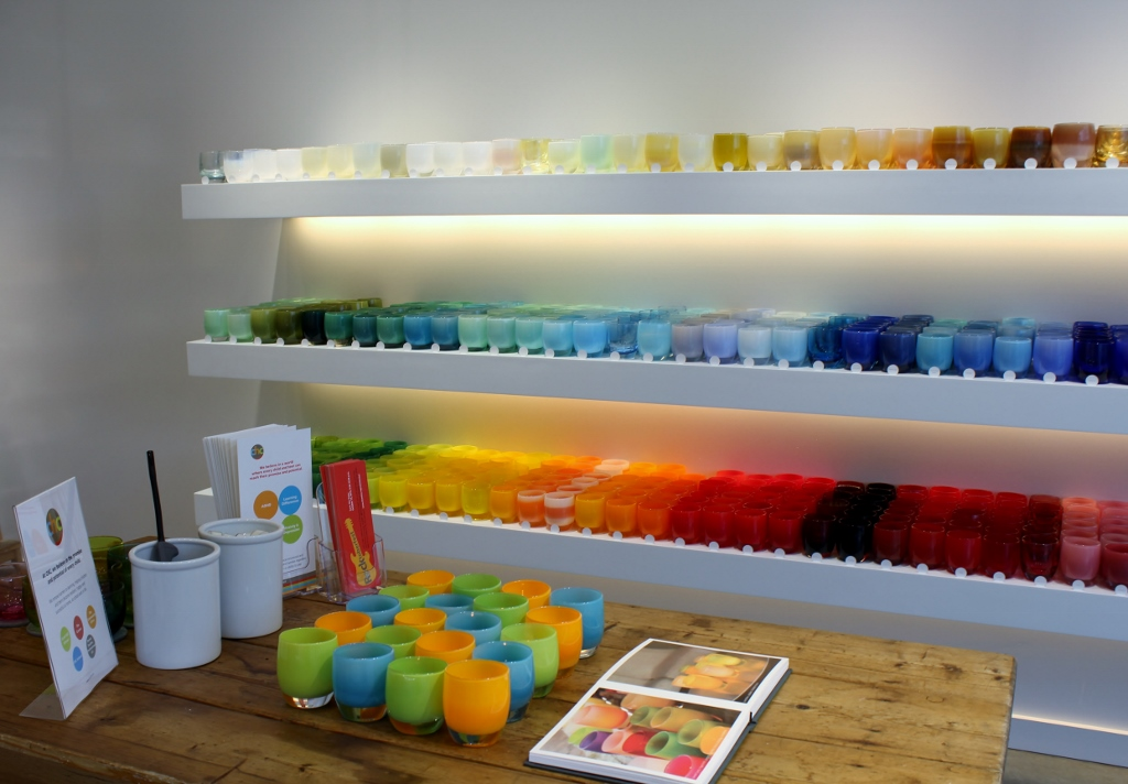 CHC and glassybaby partner for good