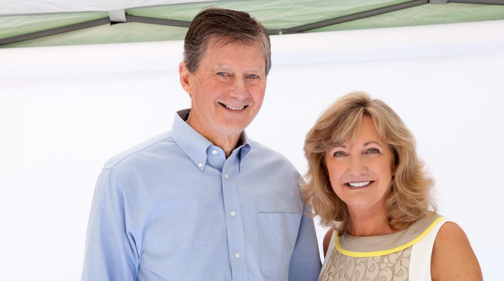 John Kriewall and Betsy Haehl