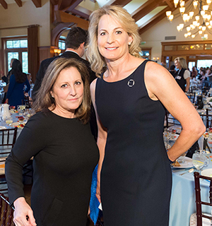 Breakfast Co-Chairs Perri Guthrie and Catherine Harvey