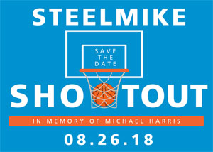 Steel Mike Save the Date
