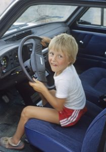 child-car