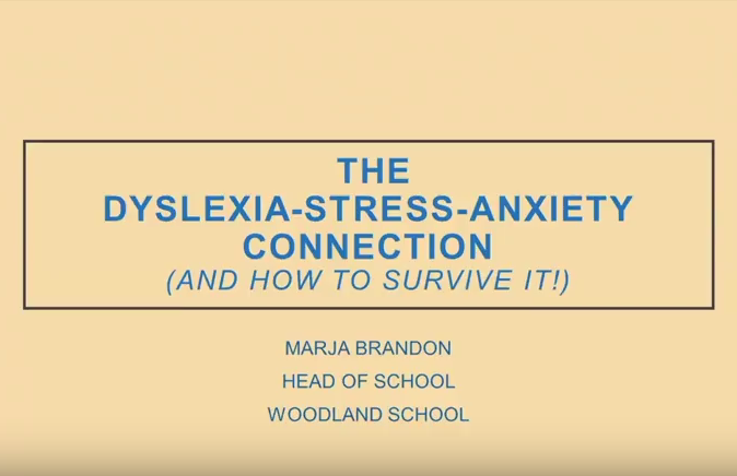 Dyslexia Inattention And Anxiety Mabida >> Marja Brandon S Talk To Sand Hill School Students Video Chc