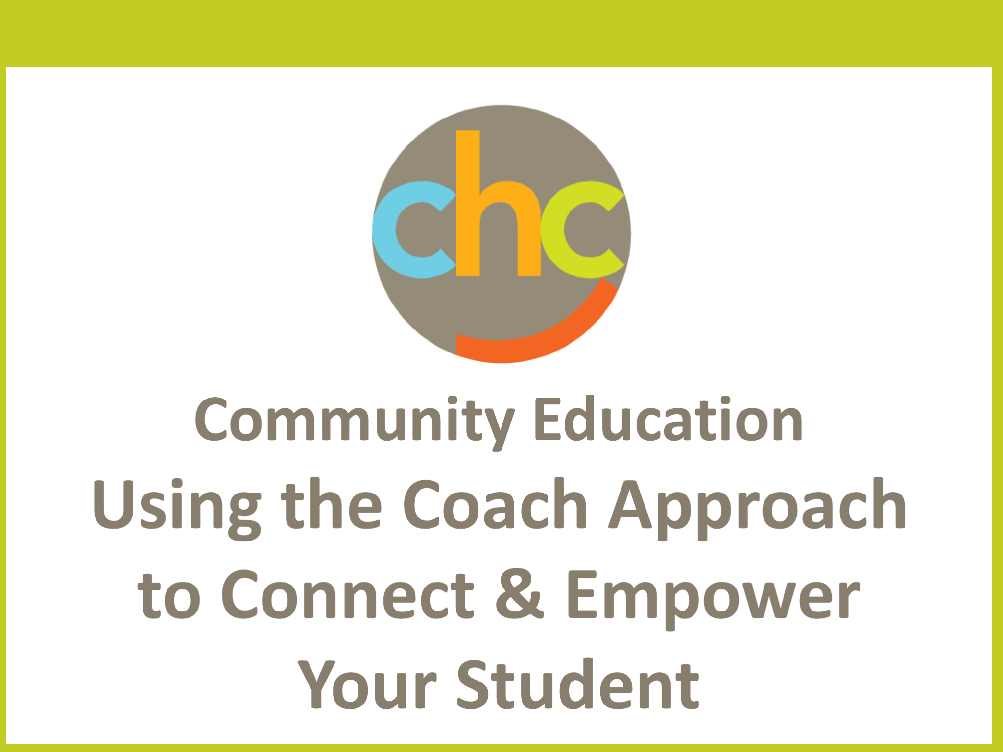 executive functioning coach