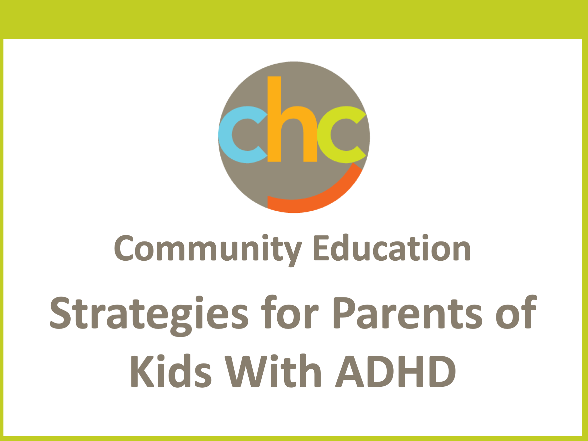 Strategies for Parents of Kids With ADHD 386
