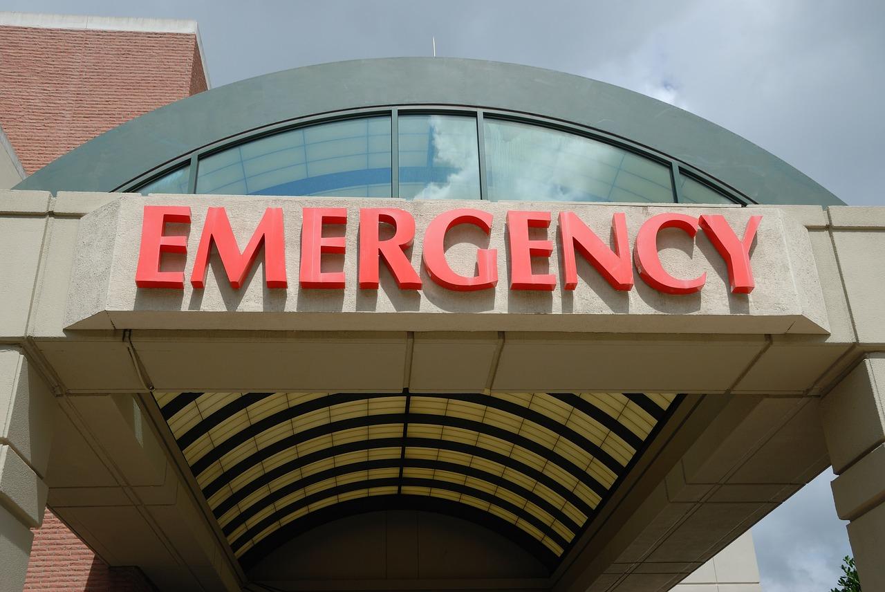 hospital- ER 435