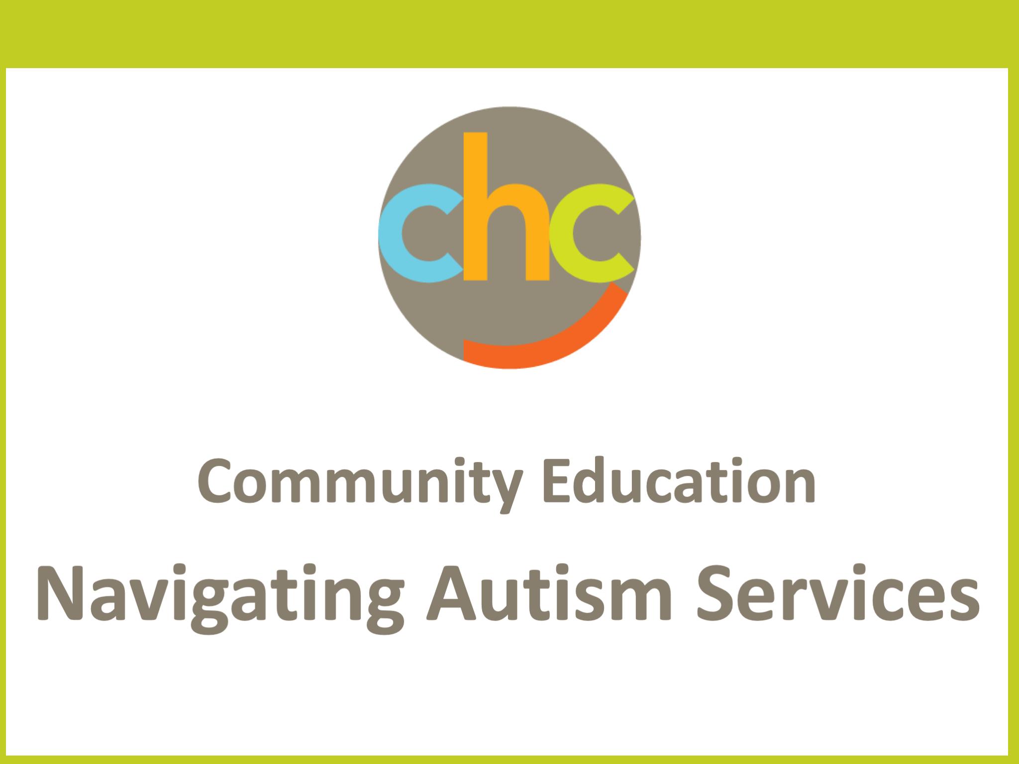 Navigating Autism Services455