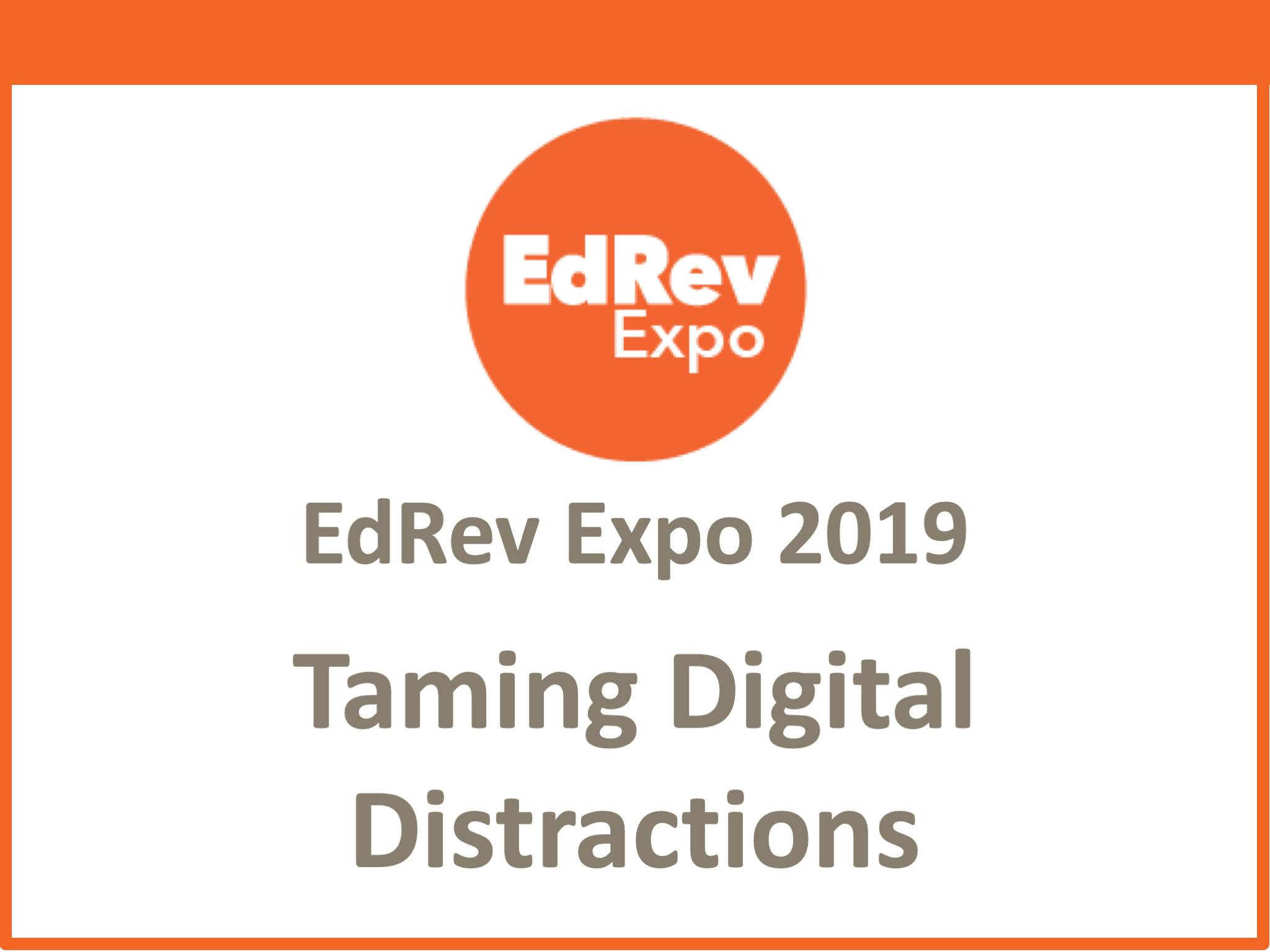 Haven_Taming Digital Distractions