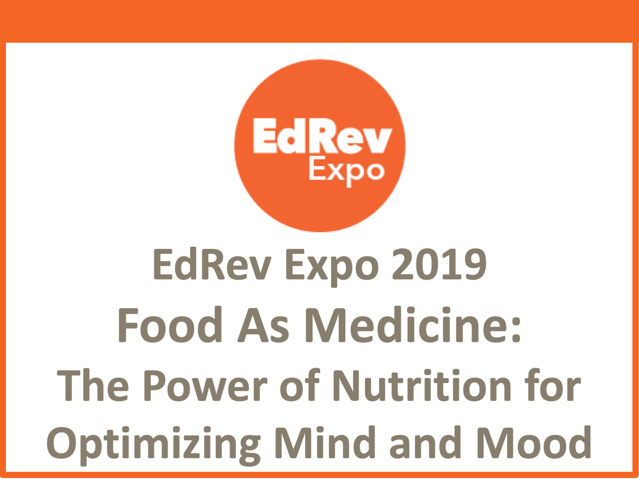 Volpe_Food As Medicine-The Power of Nutrition for Optimizing Mind and Mood