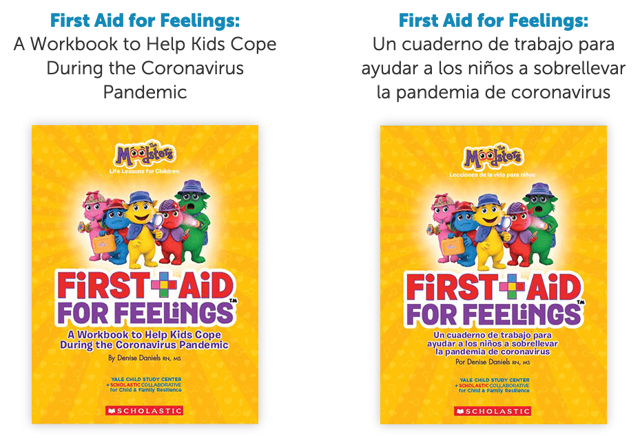 First Aid for Feelings: A Workbook to Help Kids Cope ...