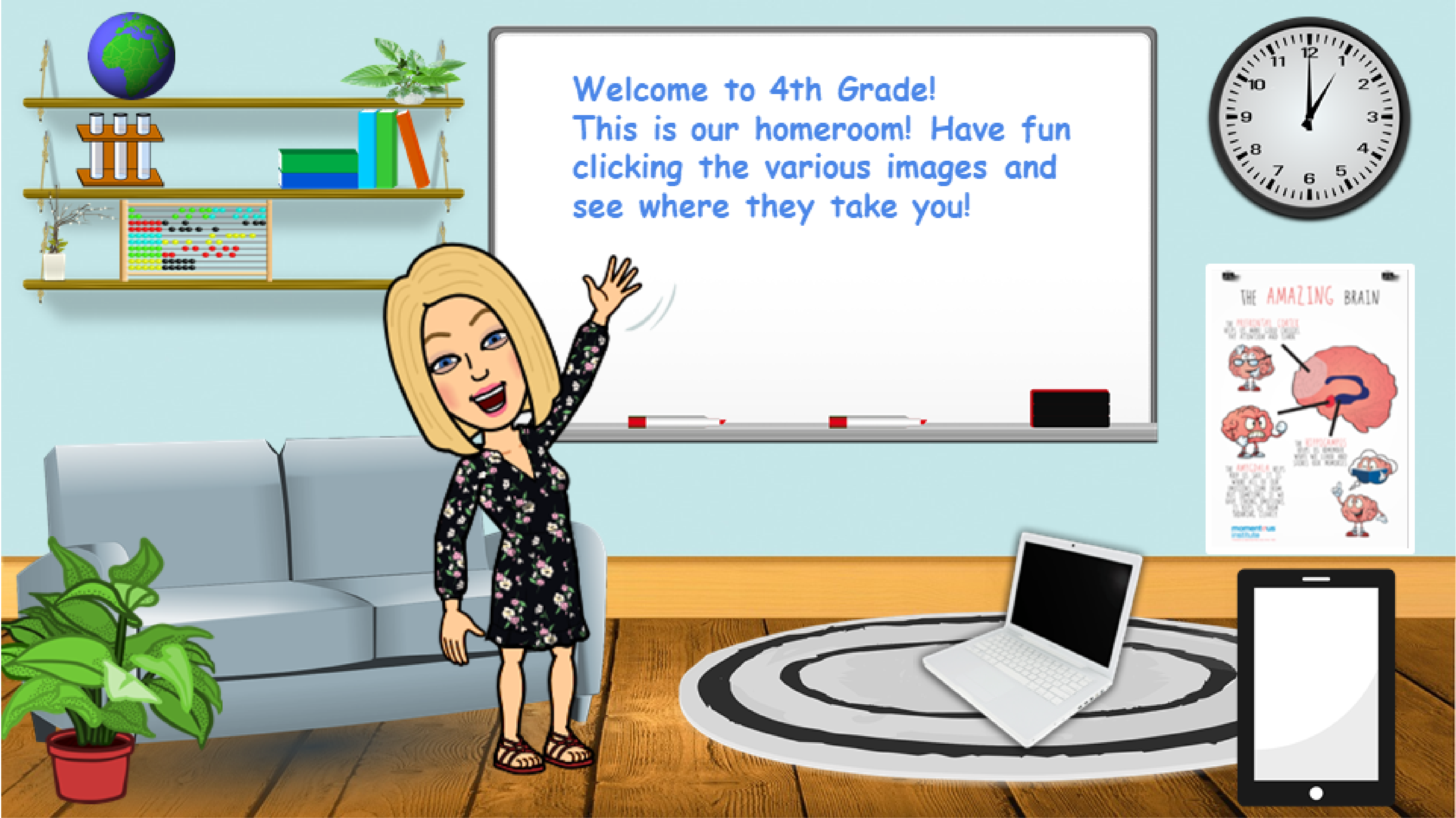 Make Remote Learning More Fun With A Bitmoji Classroom Chc Resource Library