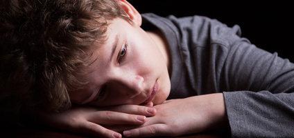 Stress suicide teens