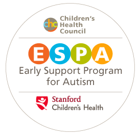 ESPA: Early Support Program for Autism. Children's Health Council and Stanford Children's Health