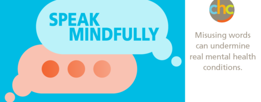 Speak Mindfully: Misusing words can undermine real mental health conditions. Speakmindfully.org