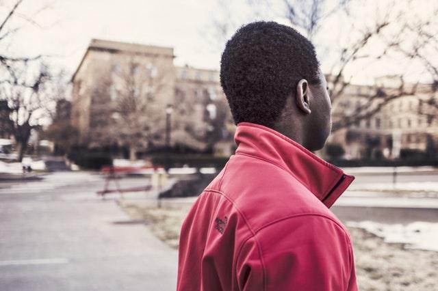 african american teen