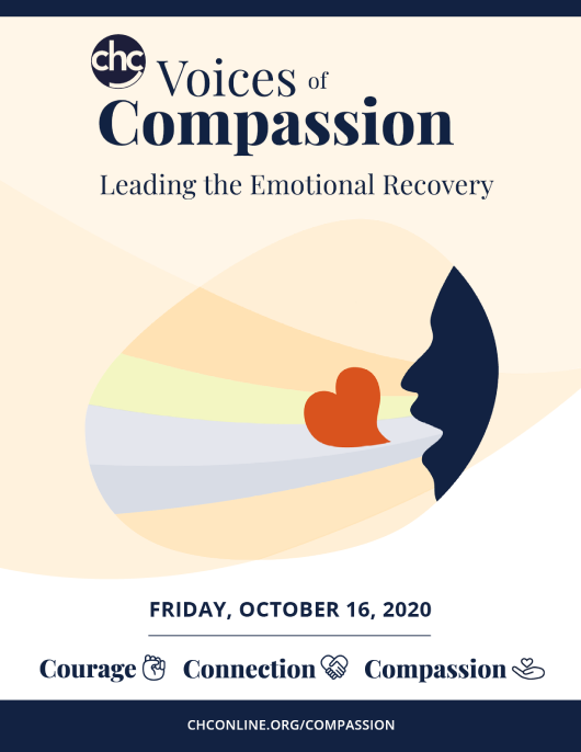 Voices of Compassion Event Program Cover image