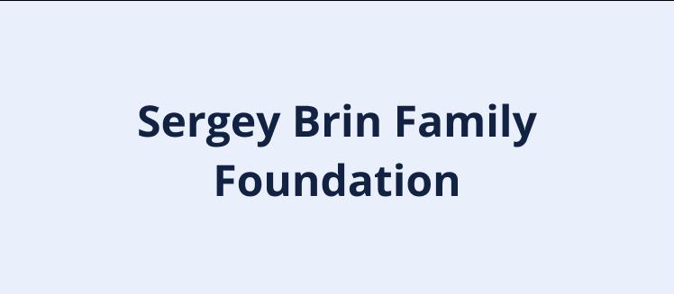 Sergey Brin Family Foundation